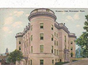 Massachusetts Worcester Womens Club