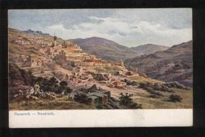 061052 Nazareth view Vintage PC
