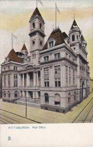 Post Office, Pittsburgh, Pennsylvania, 1900-1910s
