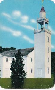 Massachusetts Cape Cod West Parish Meetinghouse