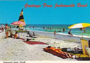 Greetings From Jacksonville Beach Florida