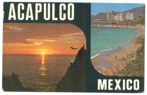 Mexico, Acapulco, used Postcard