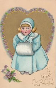 VALENTINE'S DAY: TUCK DAINTY DIMPLES Series No.3 , 1910-10s, # 8