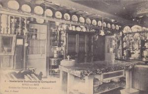 Hostellerie Guillaume-le-Conquerant, Dives-sur-Mer, Cuisine-des Postes Royale...
