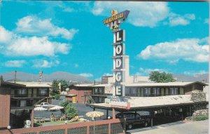 California Redding Thunderbird Lodge Restaurant & Cocktail Lounge sk2681