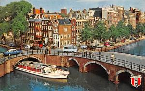 Amsterdam Holland Reguliersgracht Amsterdam Reguliersgracht