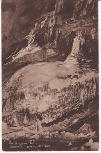 Post Card Somerset Cheddar Gough's Caves The Niagara Falls