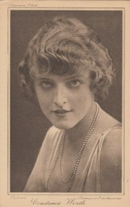 Silent Movie Actress Constance Worth , 00-10s