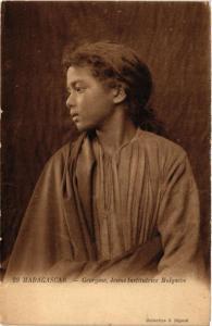 CPA Georgine, Jeune Institutrice Malgache. MADAGASCAR (626114)