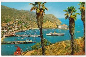 Avalon Bay, Santa Catalina Island CA