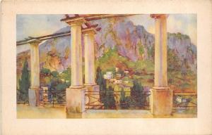 BR37117 Dalla Terrazza della Funicolare Capri italy