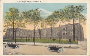 Junior High School, Trenton, New Jersey, 1900-1910s