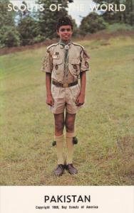 Boy Scouts of the World, PAKISTAN, 1960´s