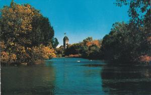 Assiniboine Park , Duck Pond , WINNIPEG , Manitoba , Canada , 50-60s