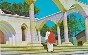 Arkansas Eureka Springs Christ On The Steps Of The Temple Scene From The Grea...