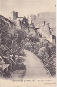 Le Palais Du Prince, Principaute De Monaco, 1900-1910s