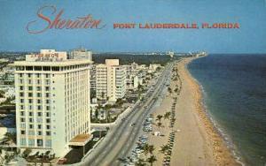 Sheraton Hotel Fort Lauderdale FL Unused