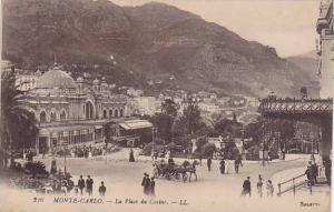 La Place Du Casino, Monte-Carlo, Monaco, 1900-1910s