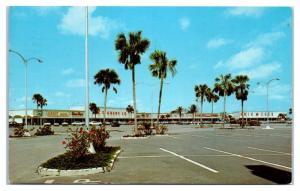 1961 Shoppers Haven Shopping Center, Kinney Shoes, Pompano Beach, FL Postcard