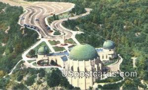 Griffith Observatory & Planetarium