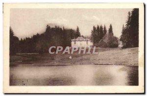 Old Postcard Chateau de Caraman Le Soulie