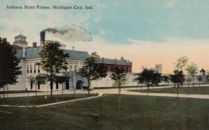 MICHIGAN CITY , Indiana , 00-10s ; State Prison