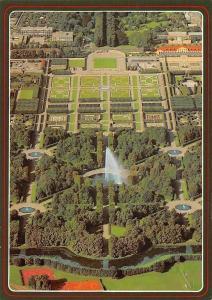 Luftaufnahme vom Grossen Garten, Garden Air view Hannover-Herrenhausen