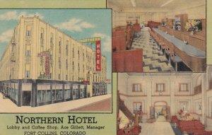 FORT COLLINS , Colorado , 1930-40s ; Northern Hotel