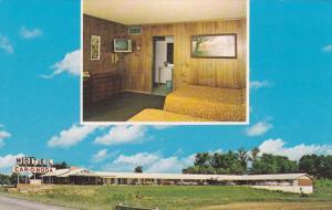 Caronoda Motel , CENTRAL CITY , Kentucky , 50-60s