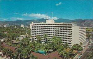 Hawaii Honolulu The Princess Kaiulani Hotel 1964