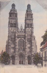 France Tours La Cathedrale