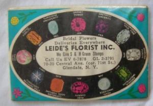 Leides Florist Glendale NY (Queens) Pocket Mirror