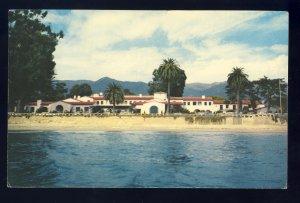 Santa Barbara, California/CA Postcard, The Biltmore Vacation Resort