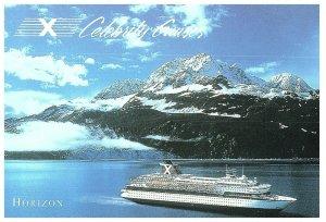 Celebrity Cruises Horizon Registry: Liberia Souvenir Postcard