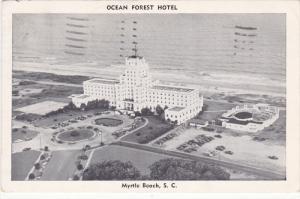 Ocean Forest Inn , MYRTLE BEACH , South Carolina , PU-1953