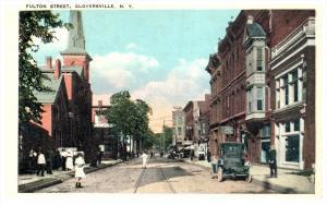 18729  NY Gloversville  Fulton Street