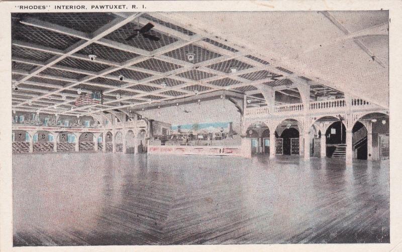 PAWTUXET , Rhode Island , 00-10s ; RHODES Interior