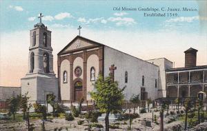 Mexico Old Mission Guadalupe Juarez Curteich