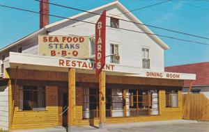 Biard's Restaurant, PERCE, Quebec, Canada, 40-60's