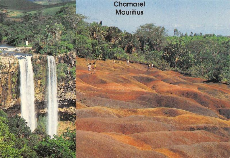 Mauritius Chamarel Ile Maurice One of the marvels of the island