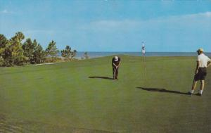 HILTON HEAD ISLAND, South Carolina, 1940-1960´s; Sea Pines Plantation Golf C...