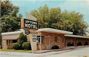 KS, Wichita, Kansas, Uptown Motel