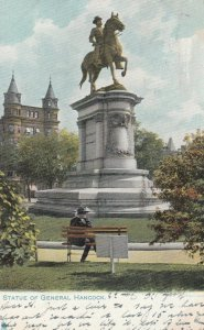 WASHINGTON , D.C. , 1901-07 ; Statue of General Hancock