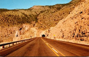 Wyoming Cody Road To Yellowstone National Park