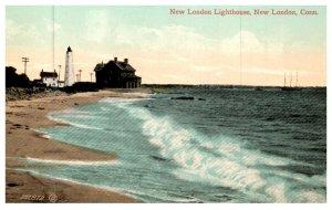 Connecticut  New London ,    Light House