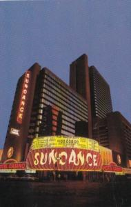 Nevada Las Vegas Sundance Hotel and Casino