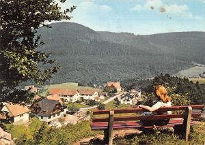 GG13475 Huzenbach im romantischen Murgtal Silberberg