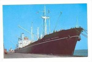 State Port, Ship, Morehead City, North Carolina, 40-60s