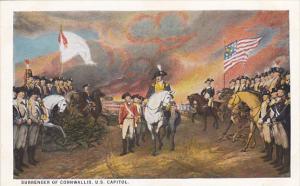 Surrender Of Cornwallis