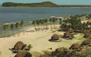 Alao Village, ISLAND OF AUNU'U, Samoa, 40-60's